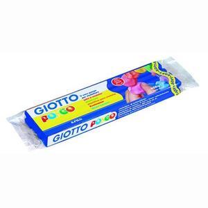 Pasta da modellare Giotto Pongo. Panetto 450 g. Blu