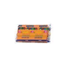 Pasta da modellare Giotto Pongo. Panetto 450 g. Arancione