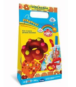 Didò Giocacrea le mie ricette Biscotti - 5