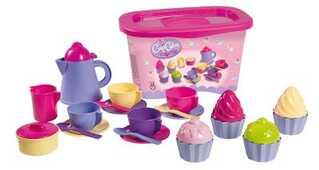 Giocattolo Set caffe con cup cakes Androni