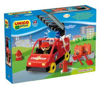 Giocattolo Unico Plus. Camion Pompiere Androni