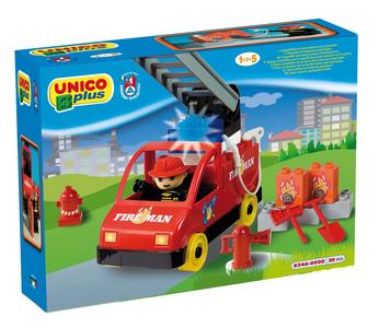 Giocattolo Unico Plus. Camion Pompiere Androni 0
