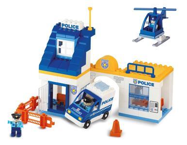 Unico Plus. Costruzioni. Stazione Polizia - 2