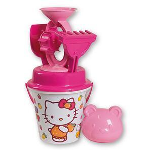 Hello Kitty. Set Mare Con Mulino 2 - 2