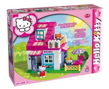 Giocattolo Unico Plus. Hello Kitty. Piccola Casa Androni 0