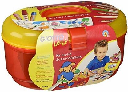 Cartoleria My Bebè Supercolorbox Giotto