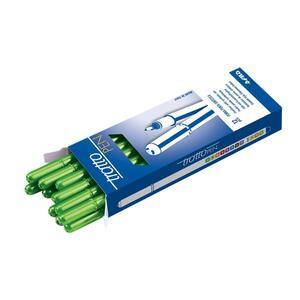 Tratto Pen verde fluo. Astuccio 12 pezzi