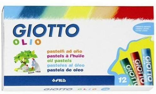 Cartoleria Giotto Olio astuccio 12 pezzi Giotto 0