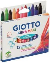 Giotto Cera Maxi astuccio appendibile 12 pezzi