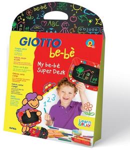 Cartoleria Giotto be-bè desk supergessetti Giotto 0