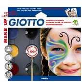 Idee regalo Set ombretti cremosi colori glamour Giotto