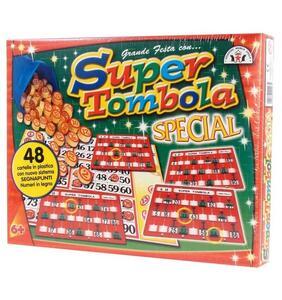 Super Tombola 48 Carte da giocolle Automatiche - 4