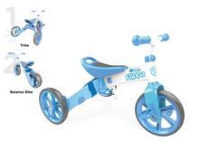 Monopattino Flippa Balance Bike Blue