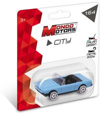 Macchina City New Collection 1:64 - Blister 1 Pz (Assortimento)