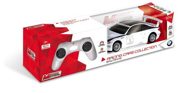 Bmw M3 Racing con Radiocomando 1:24 - 3