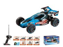 Hot Wheels Buggy Gator R/C With Rech Batteries