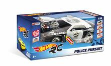 Hot Wheels. Police Pursuit Con Radiocomando Luci E Suoni
