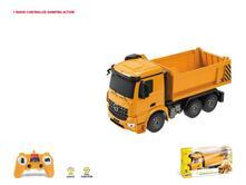 1:26 Mercedes Dump Truck R/C