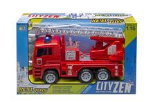 City-Zen. Camion A Frizione Lavori/Pompieri