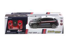 Fiat 500X Carabinieri 1:24 Con Radiocomando E Luci 20 Cm