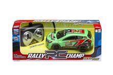 Rally Champ. Flash Net Con Radiocomando E Luci 17 Cm