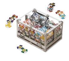 400 Chips 14,5 Gr. Box Alluminio
