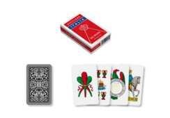 Giocattolo Carte Da Gioco Siciliane Italia Dal Negro