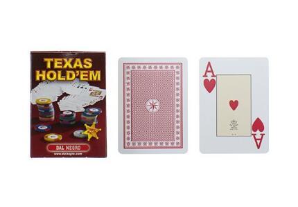 Texas Holdem Pvc Rosso