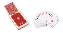 Carte Da Gioco Poker St. Moritz Rosso Extra