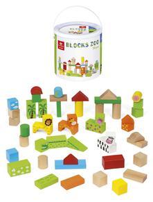 Blocks Zoo 50 Pz.