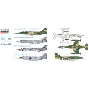 Aereo F - 104c Starfigher (2504S) - 4