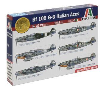 Foto di Aereo Bf 109 G-6 Italian Aces (2719S), Giochi e giocattoli 0