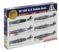 Giocattolo Aereo Bf 109 G-6 Italian Aces (2719S) Italeri 0