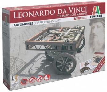 Automobile o carro semovente (modello Leonardo Da Vinci) - 2