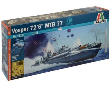 Nave Vosper 72 6 Mbt 77 (5610S)