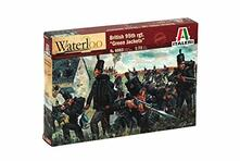 Italeri It6083 Napoleonic Wars British Green Jackets Scala 1:72