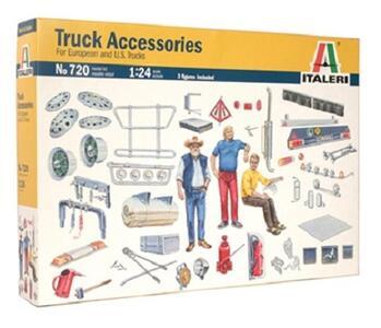 Camion Truck Accessories II (0720S)