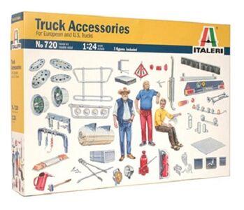 Giocattolo Camion Truck Accessories II (0720S) Italeri 0