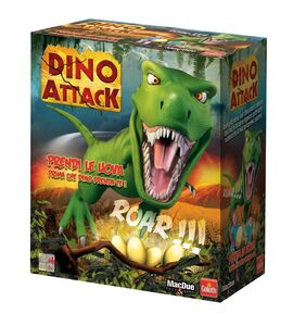Giocattolo Dino Attack The Box