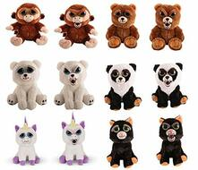 Feisty Pets. Peluche Spaventoso Assortimento