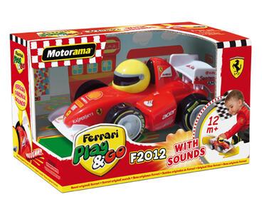 Ferrari Play & Go. F2012 con Suoni - 2