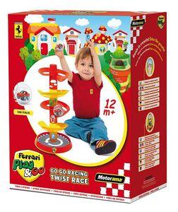 Giocattolo Ferrari Play & Go. Ferrari Go Go Racing Twist Race Motorama