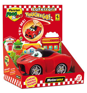 Ferrari Play & Go. La Ferrari Touch and Go