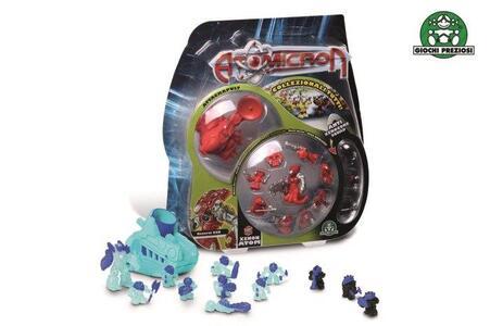 Atomicron - Battle Pack Con Arma