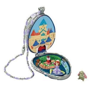 Sofia la principessa. Amuleto con Mini Personaggio - 12