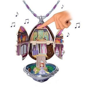 Sofia la principessa. Amuleto con Mini Personaggio - 13