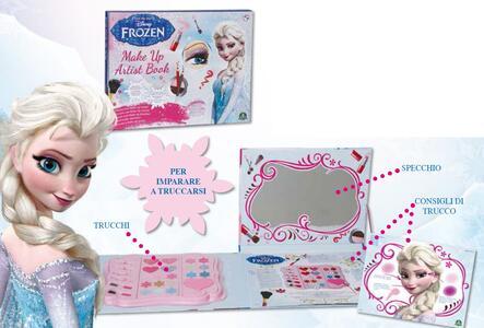 Frozen. Make-Up Artist Book