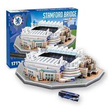 Allianz Arena. Puzzle 3D 119 Pezzi Giochi Preziosi