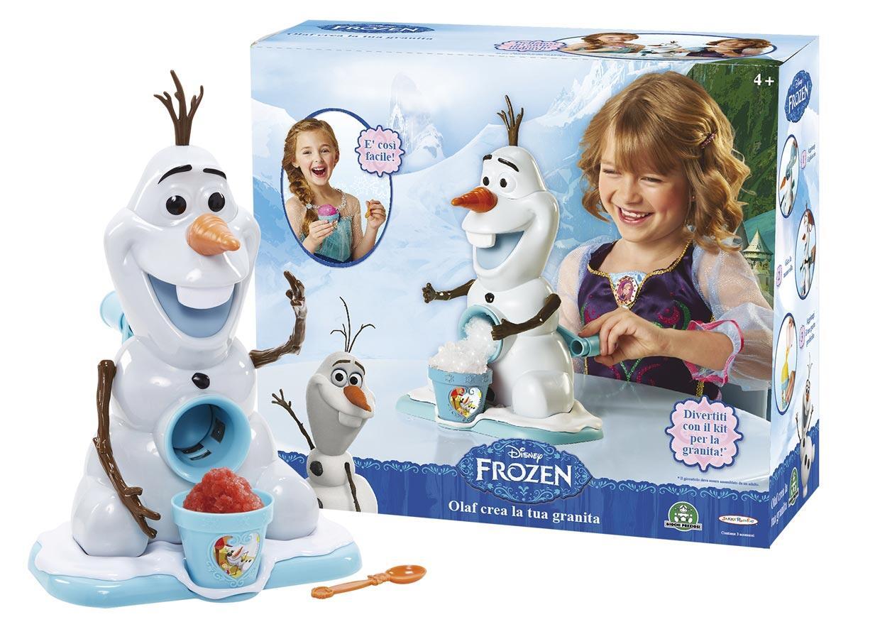 Frozen crea la tua granita con olaf giochi preziosi cucina giocattoli ibs - Crea la tua cucina ...