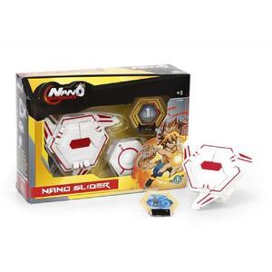 Nano Invaders. Trottola Con Lanciatore + 1 Token